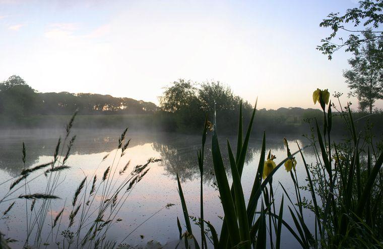 Four Course fishing lakes